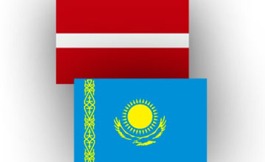 Kazakhstan's business opportunities presented in Latvia