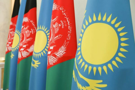 Trade turnover between Kazakhstan and Afghanistan continues to grow