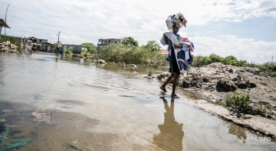 Haiti worried about post-Matthew cholera outbreak