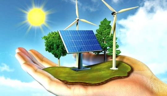 DEVELOPMENT OF GREEN ENERGY