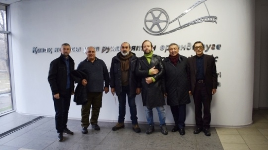 Turkish filmmakers want to make a film together with Kazakh Film Studio