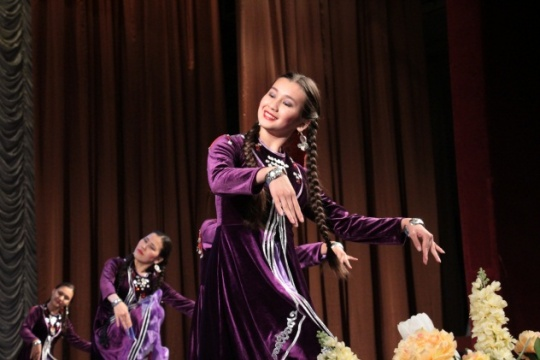 Kazakh ensemble 'Nomad' has won an award in Bulgaria