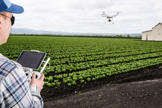 Kazakh Agrarians will Apply Technologies of Precision Farming
