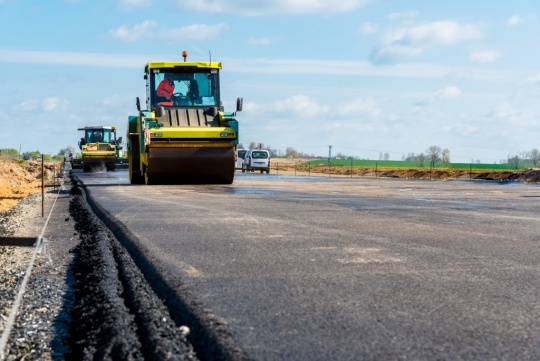 Kazakhstan is intensively developing its transport infrastructure