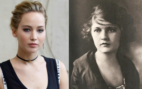 Jennifer Lawrence to play Zelda Fitzgerald in biopic centred around a painful relationship question