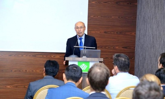 AIFC presented concept of development of the green financial system in Kazakhstan