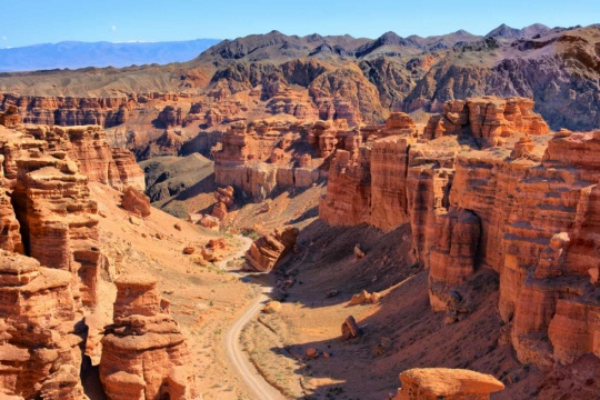 Kazakhstan's tourism: Tourist traffic grew by 21% since the beginning of this year