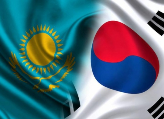 Researh cooperation between Kazakhstan and South Korea