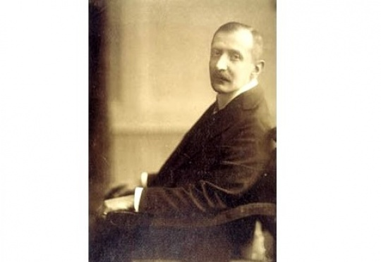 Almaty plans to install a memorial plaque for famous Hungarian orientalist Gyorgy Almasy
