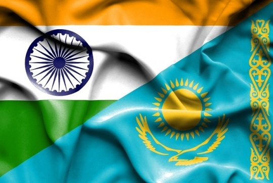 Kazakhstan and India plan to strengthen cooperation on trade