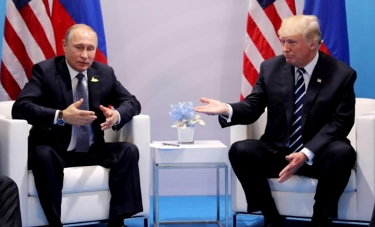 Trump and Putin did not have a secret G20 meeting: Kremlin