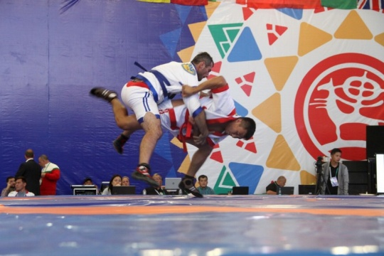 III World Nomad Games: Kazakh Kuresi (Wrestling)