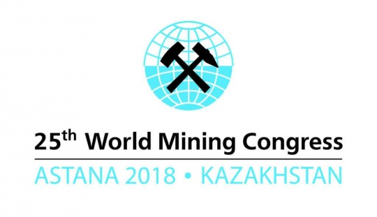 Kazakhstan will host the 25th World Mining Congress in June