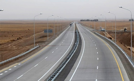 500 kilometers of toll roads will appear in Kazakhstan within half a year