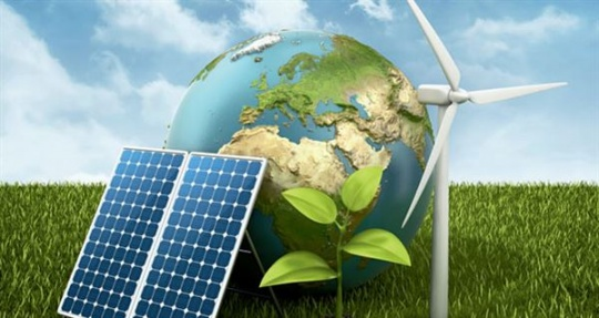 Development of Green Energy in Central Asian countries