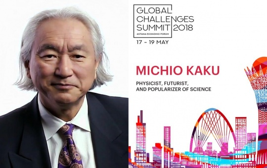 Michio Kaku: Vehicles will be intelligent and every person will be able to talk to their cars