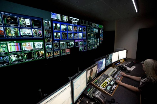 Kazakh television marks 60th anniversary: technological innovations