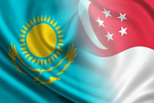 Kazakhstan and Singapore have great prospects of cooperation