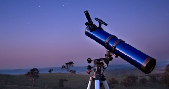 Super modern telescope will be assembled near Almaty