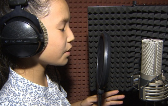 'Junior Eurovision song contest' selection in Kazakhstan continues