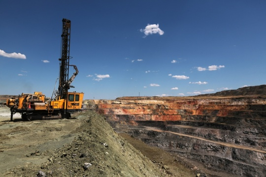 Kazakhstan occupies 7th place in the world for iron ore reserves