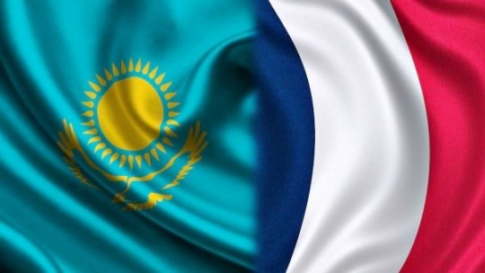 COOPERATION OF FRANCE AND KAZAKHSTAN
