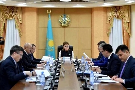 Kazakhstan provided US $450 million to other states as part of official development assistance