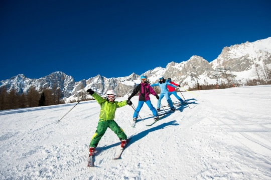 One more mountain-skiing resort on the mountain massif Myrza Shoky will open in Pavlodar region