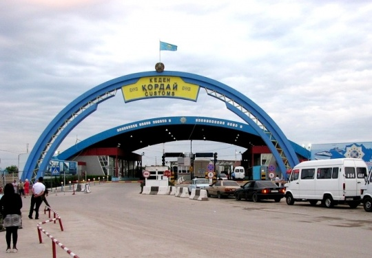The volume of cargo turnover in Astana customs clearance center grew by 20%