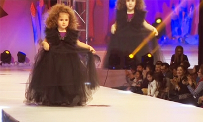 Kids Fashion Show in Astana