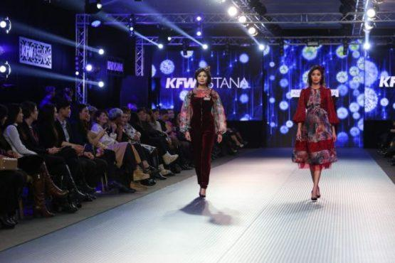 Kazakhstan fashion week in Astana