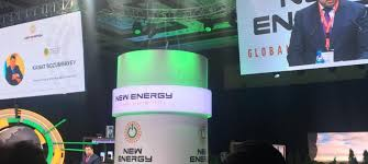 Newenergy global startup fest байқауы