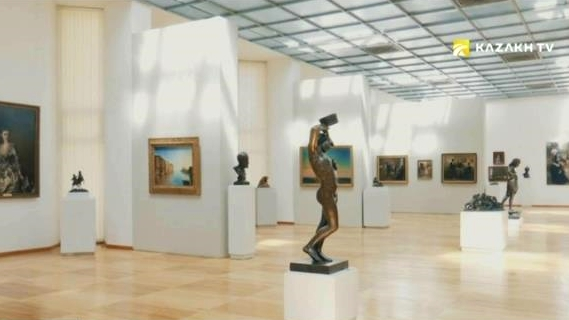 Mystery in the art gallery