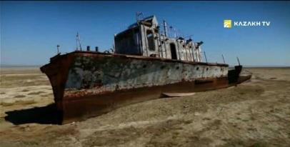 Aral sea Islands