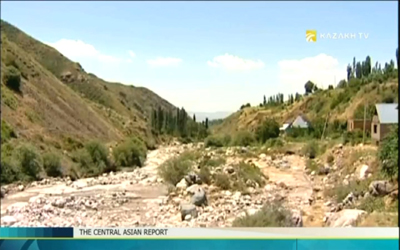 Inseparable friends: The resolution of a water conflict on the border of Kazakhstan and Kyrgyzstan