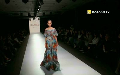 Fashion Week in Astana