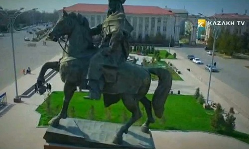 Taraz. The city of  great destiny