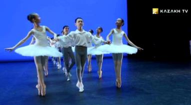 Kazakh national academy of choreography - breeding ground for ballet artists