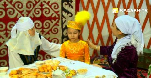 Kazakh traditions of daughters' upbringing