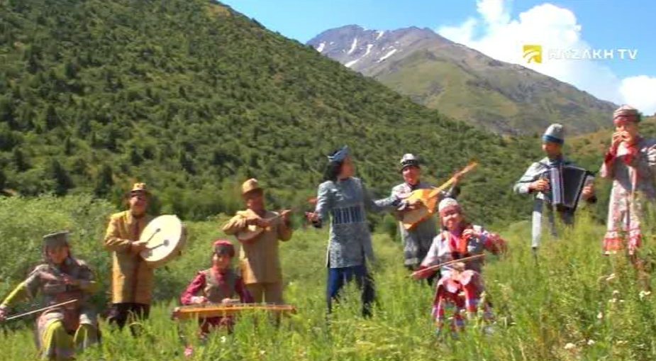 Zhetisu is a place of zhyr songs