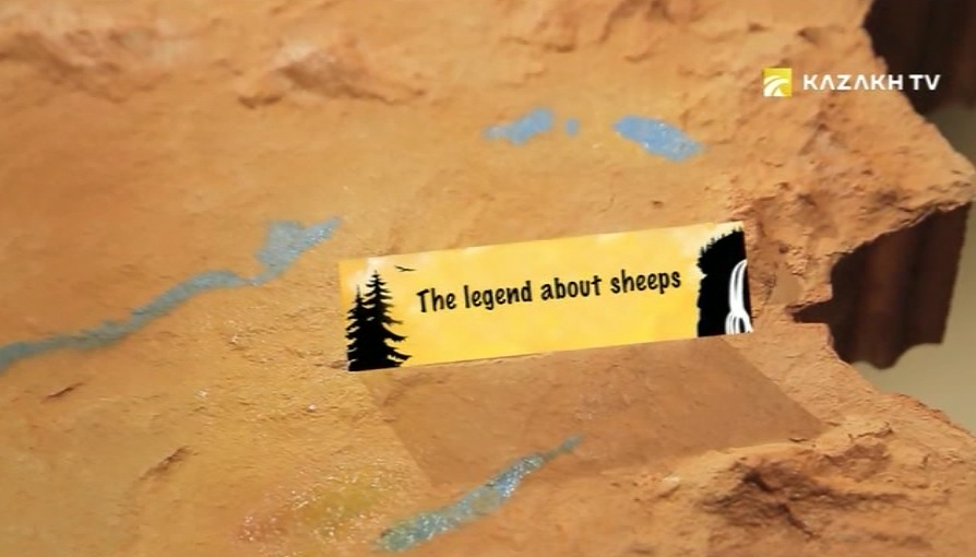 The legend about sheeps