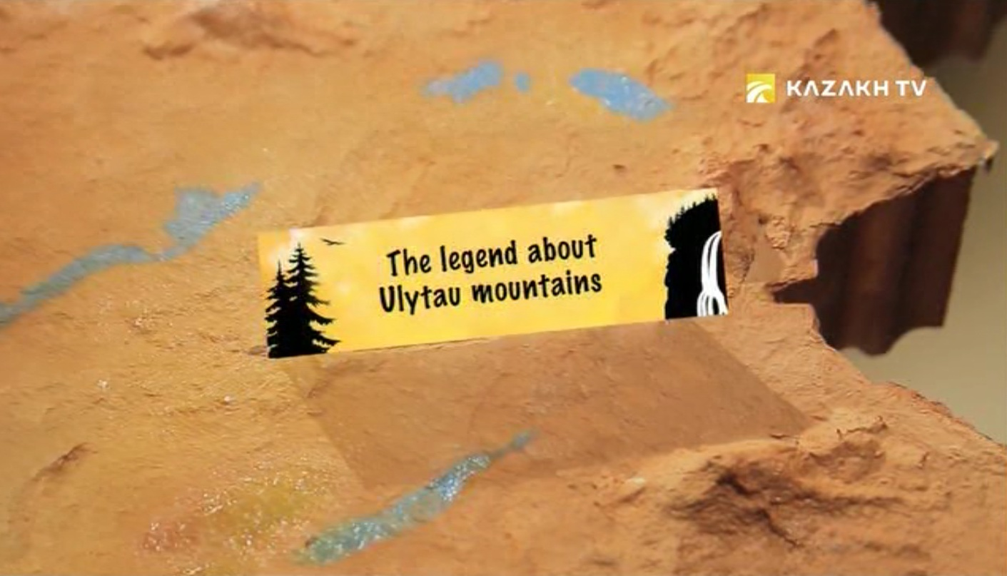 The legend about Ulytau mountains
