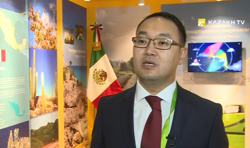 Cooperation between Kazakhstan and Mexico