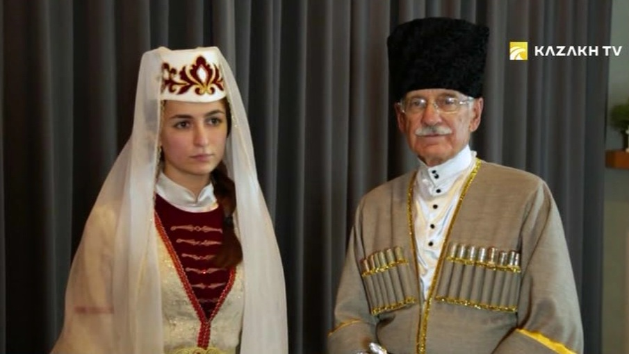Acquaintance with the representatives of the Ossetian cultural and educational center