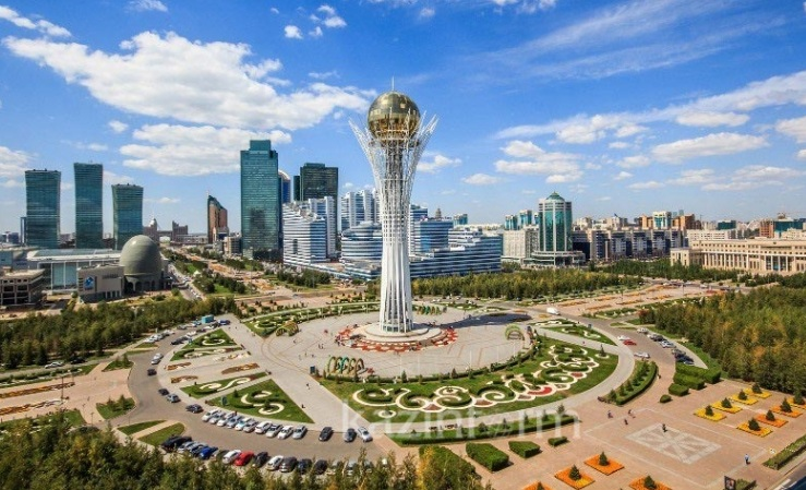 Astana - 20 years of transformation