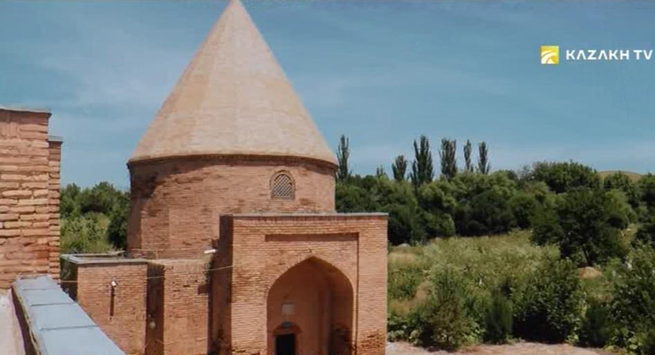 Mausoleums of Southern Kazakhstan. Legends of sacral places