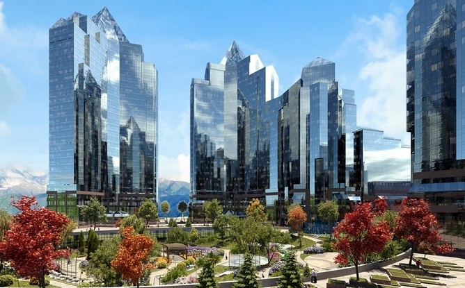 Reasons for investing in Almaty