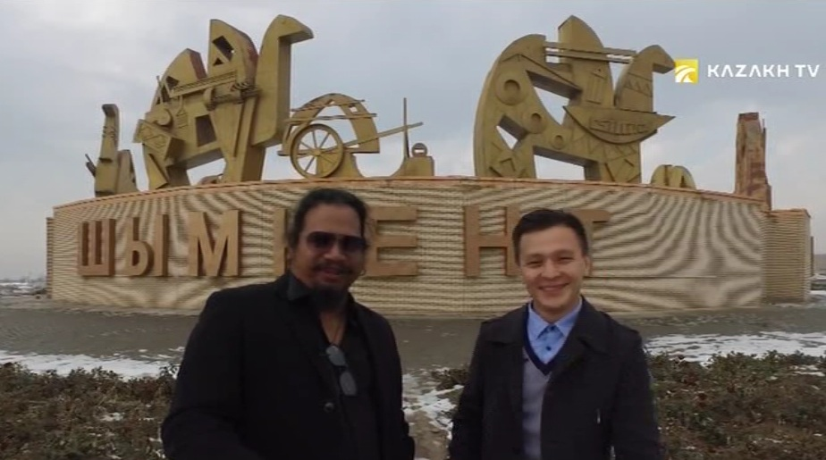 Music trip to Shymkent
