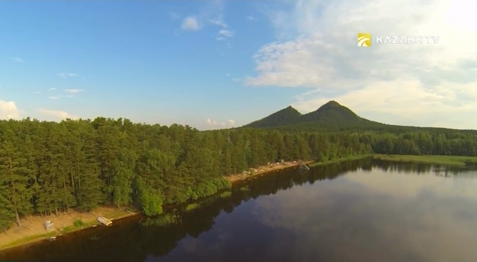 Nature monuments and historical and cultural complexes of Kokshetau