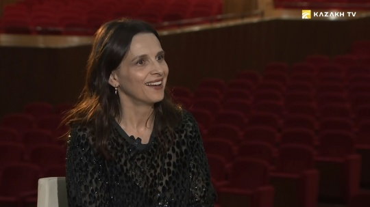 Juliette Binoche: Acting in film and theater and her first major role